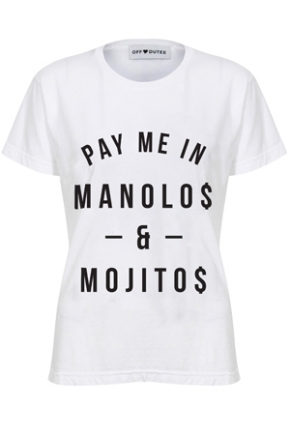 Pay Me In Tee